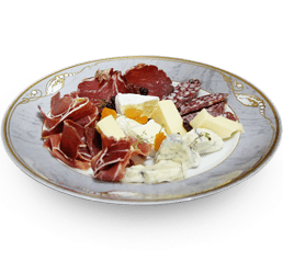 Image of 1. Cheese Cold Cuts Combo Platter