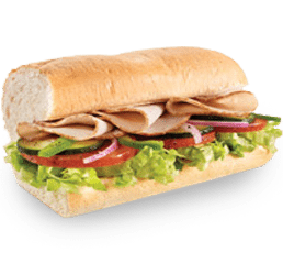 Subway_Turkey Breast_First Class Bangkok