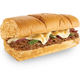 Subway_Steak and Cheese_First Class Bangkok