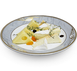 Image of 2. French Cheese Platter