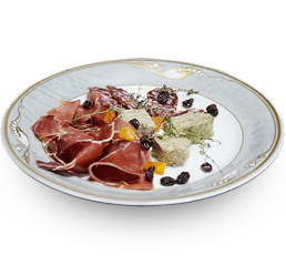 French Cold Cuts Platter First Class Bangkok
