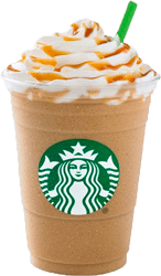 Image of Caramel Frappuccino Blended Beverage