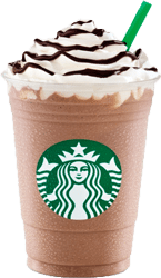 Image of Chocolate Cream Frappuccino Blended Beverage