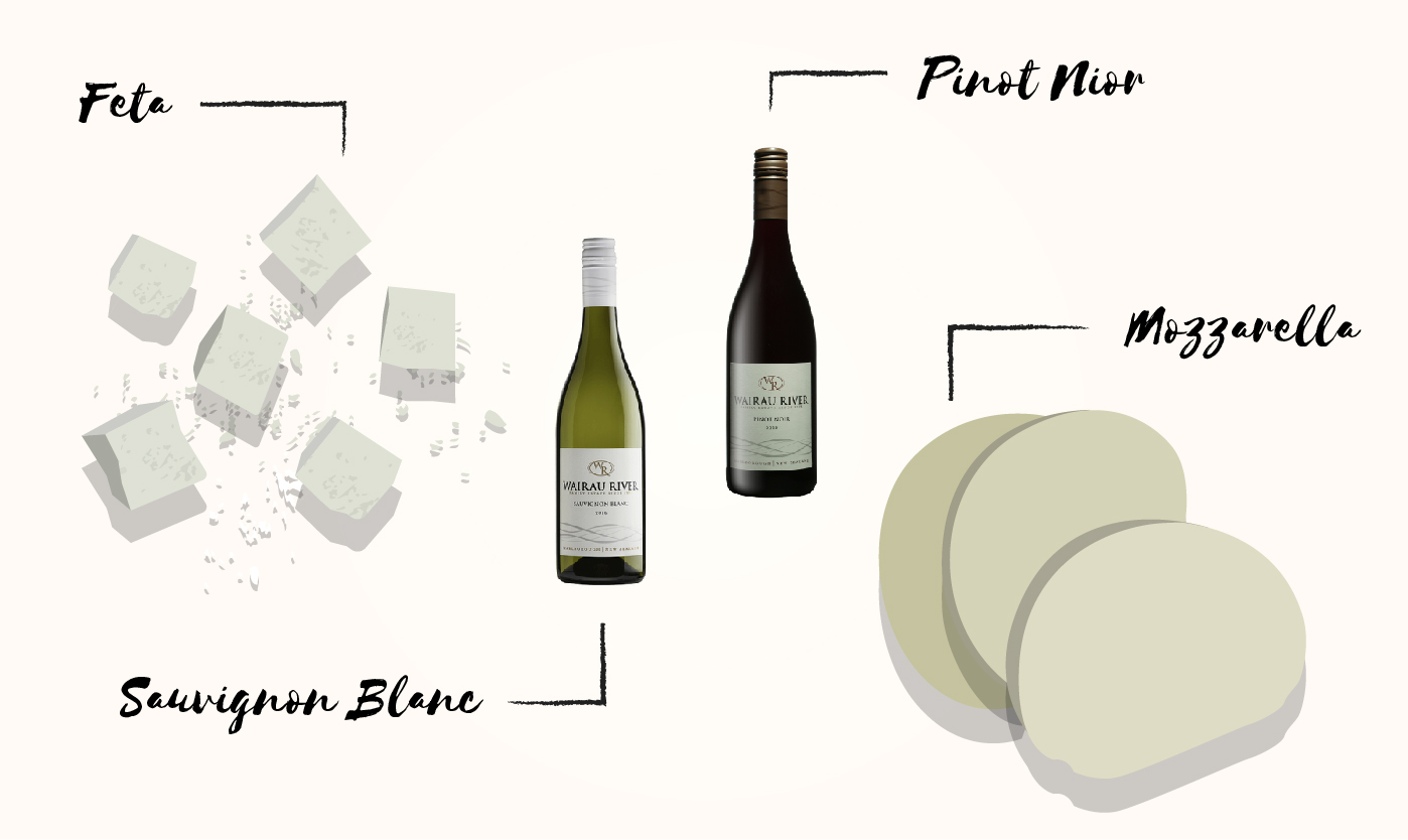 Image of First Class cheese and wine pairing 03