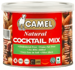 Image of camel NATURAL COCKTAIL MIX copy