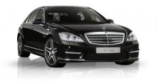 Image of mercedes s class