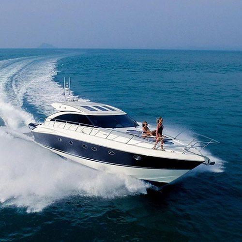 Image of motor yacht