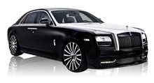 Image of rolls royce ghost